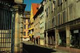 une rue à Strasbourg