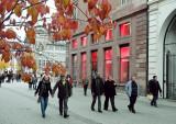 l'automne à Strasbourg