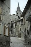 Scanno, mountain village.