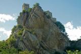 the Castle of Roccasalegna
