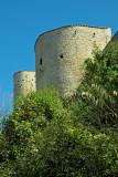 the Castle of Roccascalegna