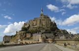 le Mont St Michel (vu par Aurélie)