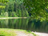 le lac de Blanchemer.