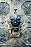 détail of the door