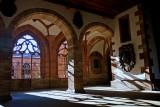 Basel cloister