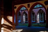 the cloister, Basel