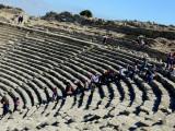the theater -Segesta