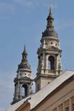détail, Basilique St Etienne - Szent István bazilika - Budapest - 8445