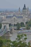 Chains Bridge, Gresham Palace & Szent Istvan bazilika - Budapest - 8672