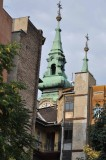 Clocher de l'église Ste Anne, Vizivaros 8863