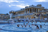 Gallery: Budapest - Bains thermaux - Thermal baths