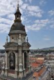view from Szt. Istvan bazilika - Budapest - 0070