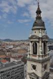 view from Szt. Istvan bazilika - Budapest -  0079