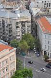 view from Szt. Istvan bazilika - Budapest - 0098