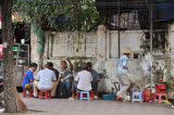 Gallery: Saigon - street scenes and street food