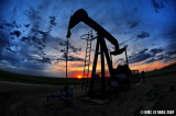 Sunset Pump Jack