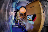 Cat 3512 & The Genset