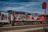 Grey Cup Train Regina