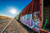 Rolling Stock Into The Sun
