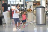 fun in the airport