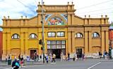 Queen Victoria Market in Melbourne