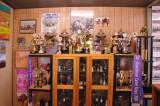 Awards for Camel Races in the Desert