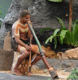 Playing the Didgeridoo!