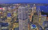 SYDNEY at Night from Sydney Tower