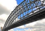 Large Expanse of Harbor Bridge