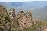 The Three Sisters Peaks