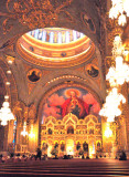 Inside View of Cathedral