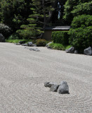 Karesansui- Dry Landscape Zen Garden