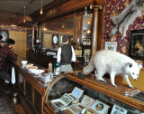 The Looks of an Old Bar in Skagway