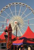 Ferris Wheel Ready to Board