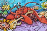 Underwater Rock Group!