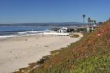Lovely Beach at Aptos, North of Monterey