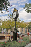 Clock at Center of Livermore