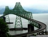 Astoria Bridge, between Washington and Oregon