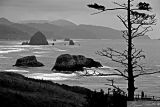 Haystacks, Viewed from Ecola State Park, near Cannon Beach