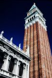 San Marco's Campanille; Venice, Italy.