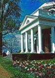 Monticello — Jefferson's Home; Central Virginia