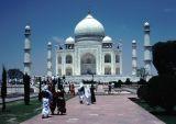 Taj Mahal; Agra, India