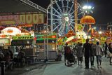 Fair at Night; Orange County, CA