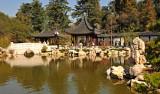 Lake with Rocks from China's Lake Tai