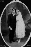 1920 Wedding of My Grandparents