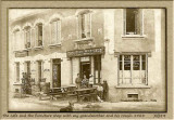 1925 The Cafe and the furniture shop