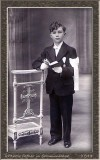 1932 My Father in Communion