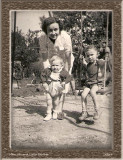 1954 Me and my brother