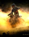 EPINAL.Training Motocross