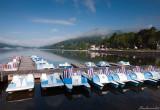 Gerardmer.Lake in the morning